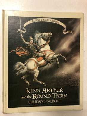 King Arthur and the Round Table - Slick Cat Books