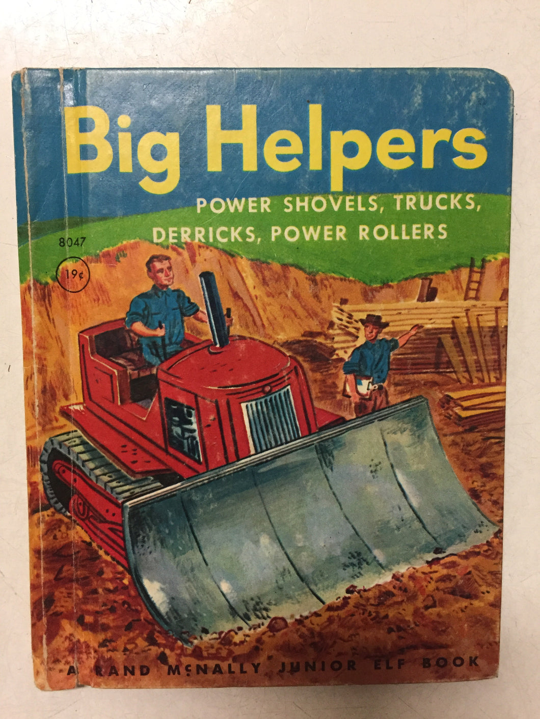 Big Helpers - Slick Cat Books