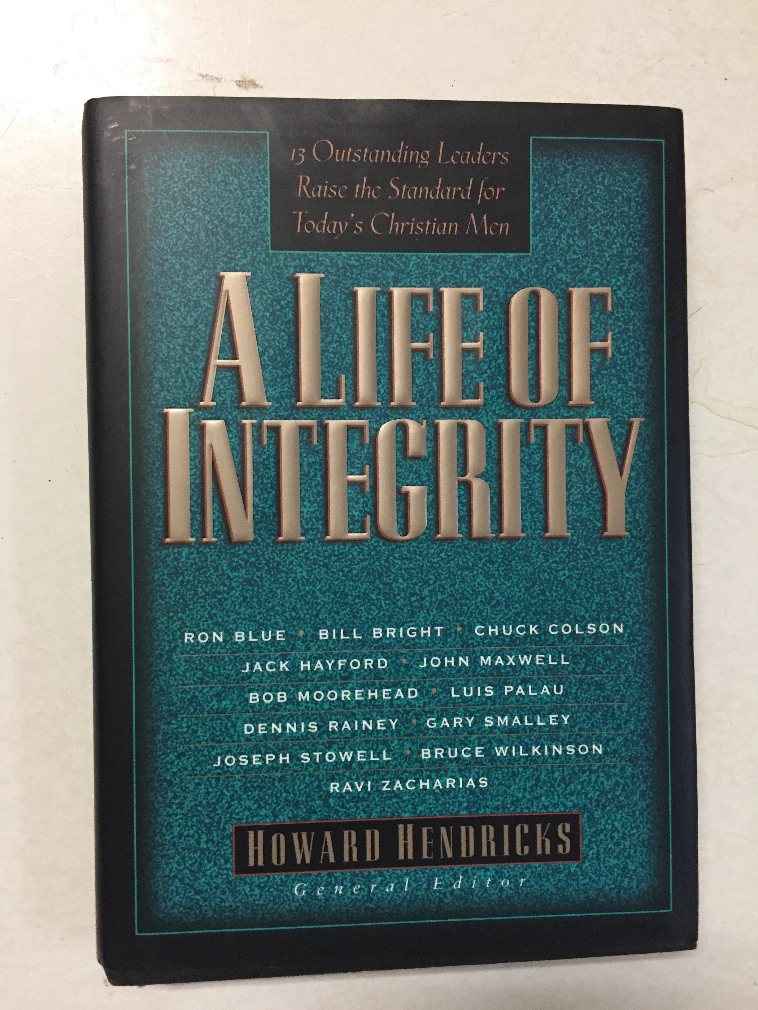 A Life of Integrity - Slick Cat Books