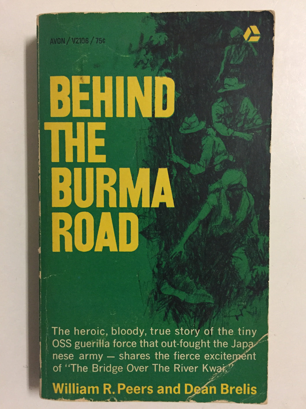 Behind the Burma Road - Slickcatbooks