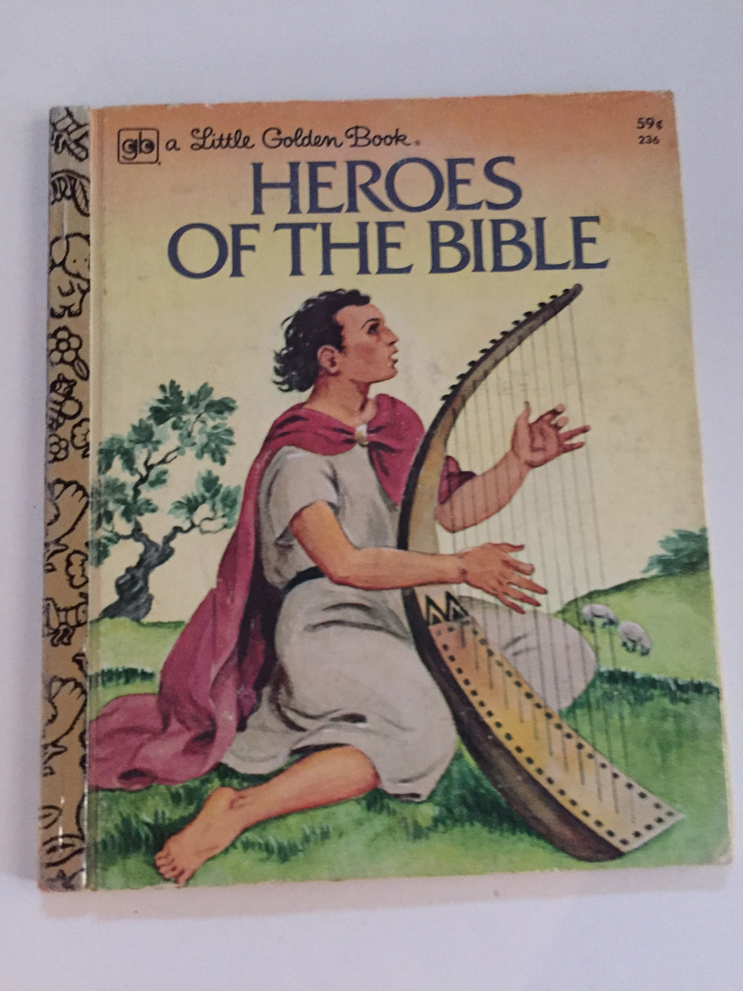 Heroes of the Bible - Slickcatbooks