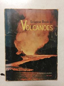 Science Book of Volcanoes - Slickcatbooks
