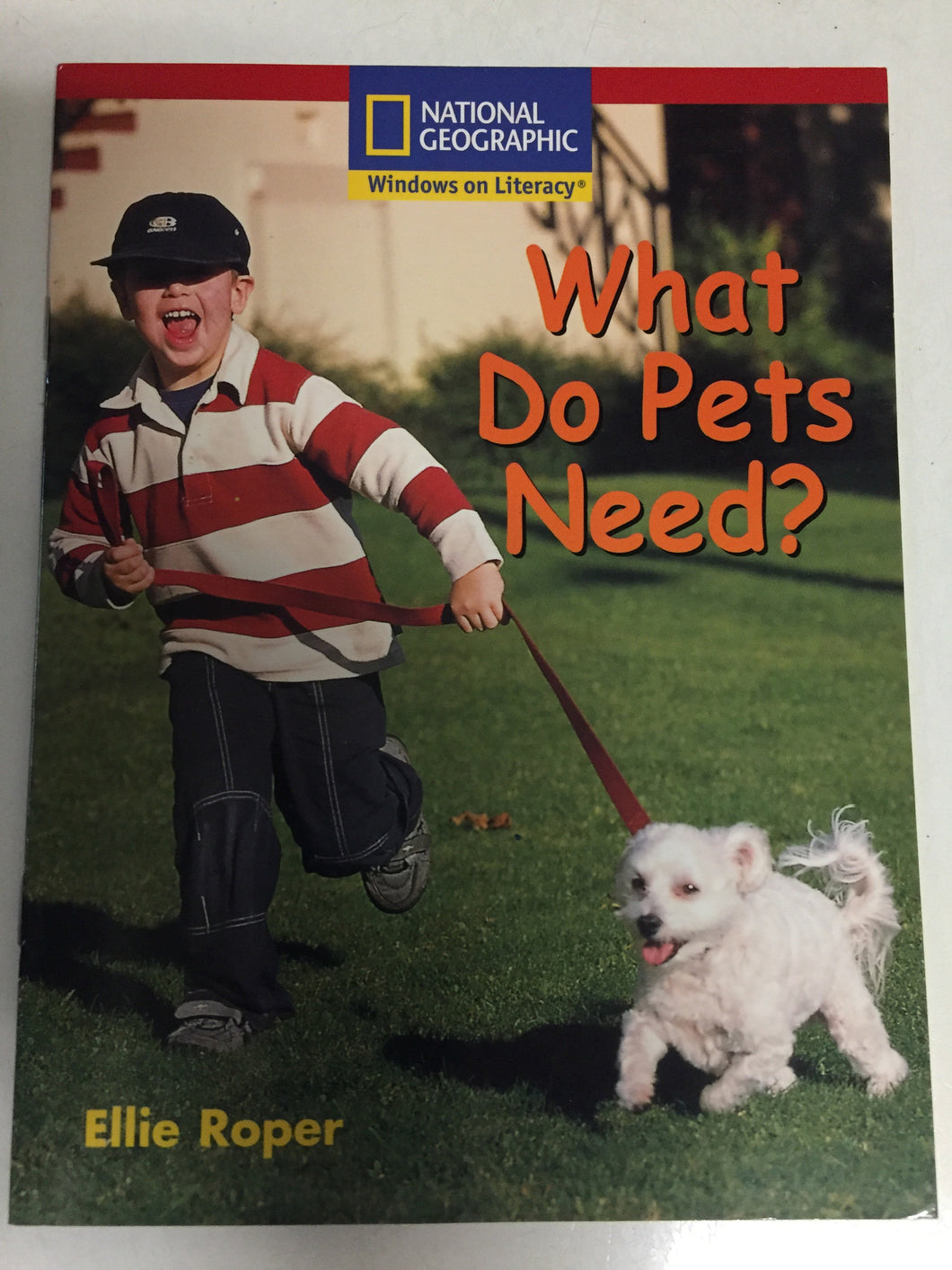 What Do Pets Need - Slickcatbooks