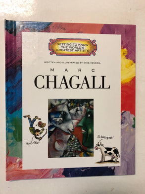 Marc Chagall - Slick Cat Books