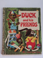Duck and His Friends - Slick Cat Books