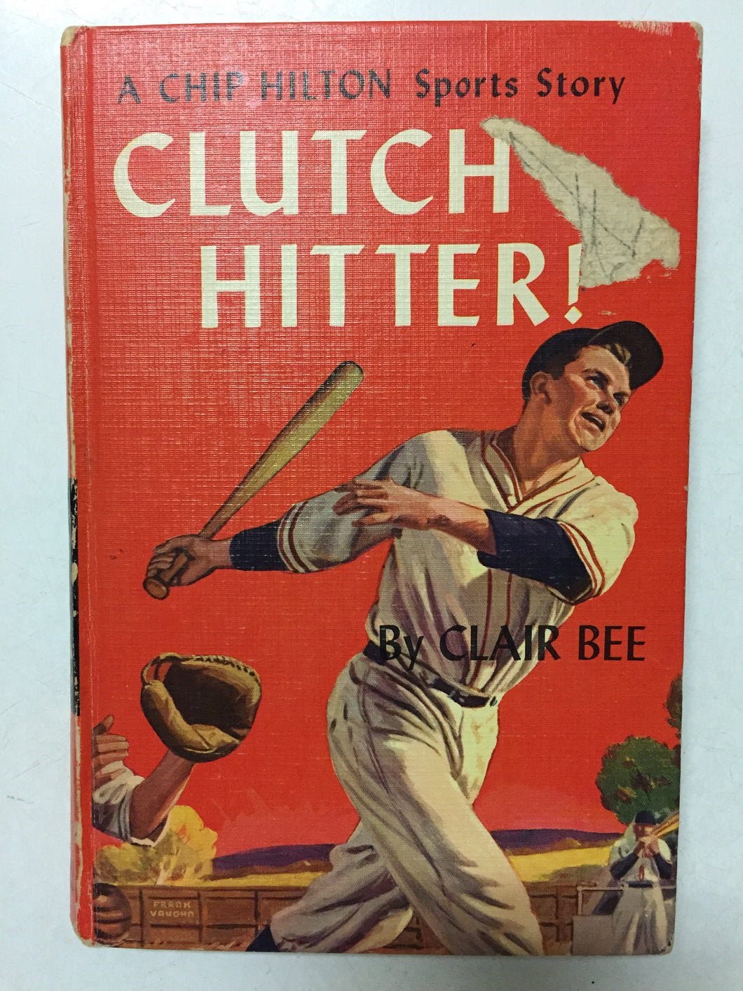 Clutch Hitter - Slick Cat Books