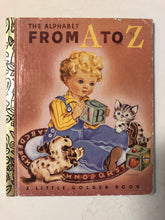 The Alphabet From A To Z - Slick Cat Books