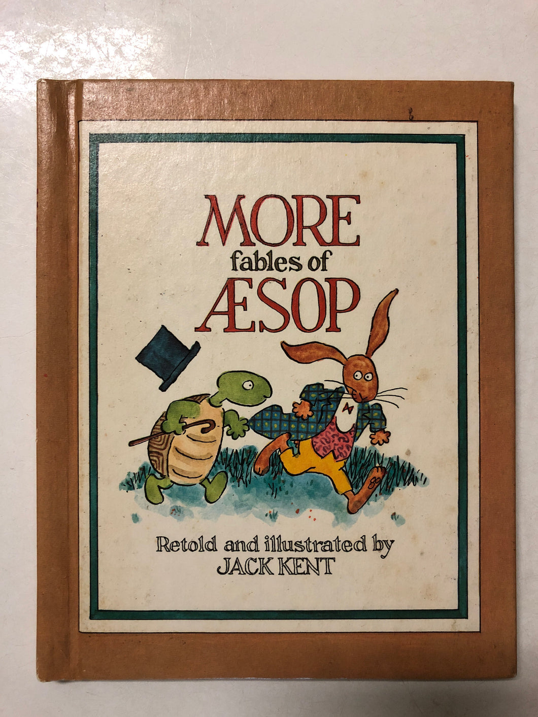 More Fables of Aesop - Slick Cat Books