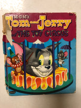 MGM's Tom and Jerry and the Toy Circus - Slick Cat Books