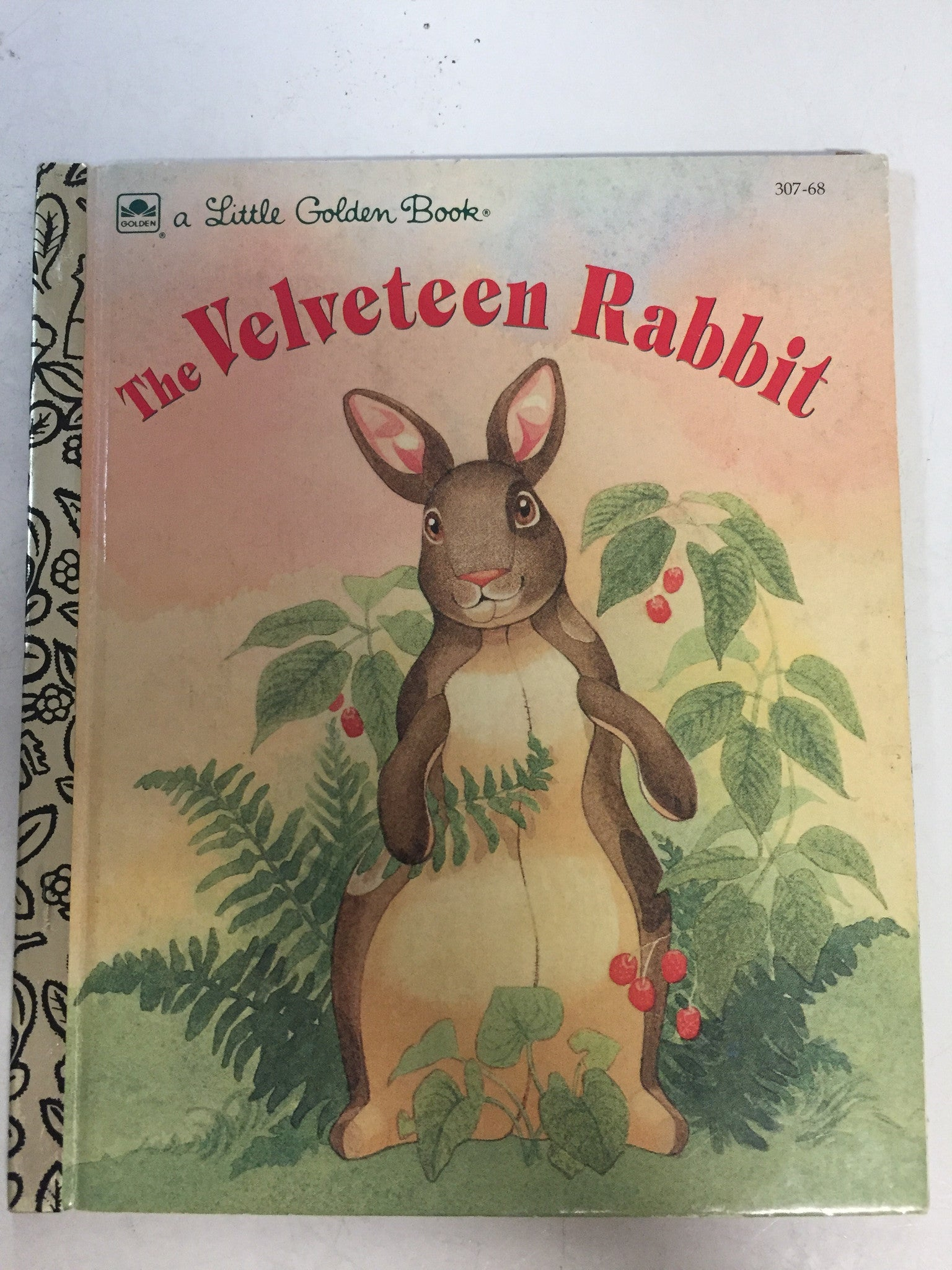 The Velveteen Rabbit - Slickcatbooks