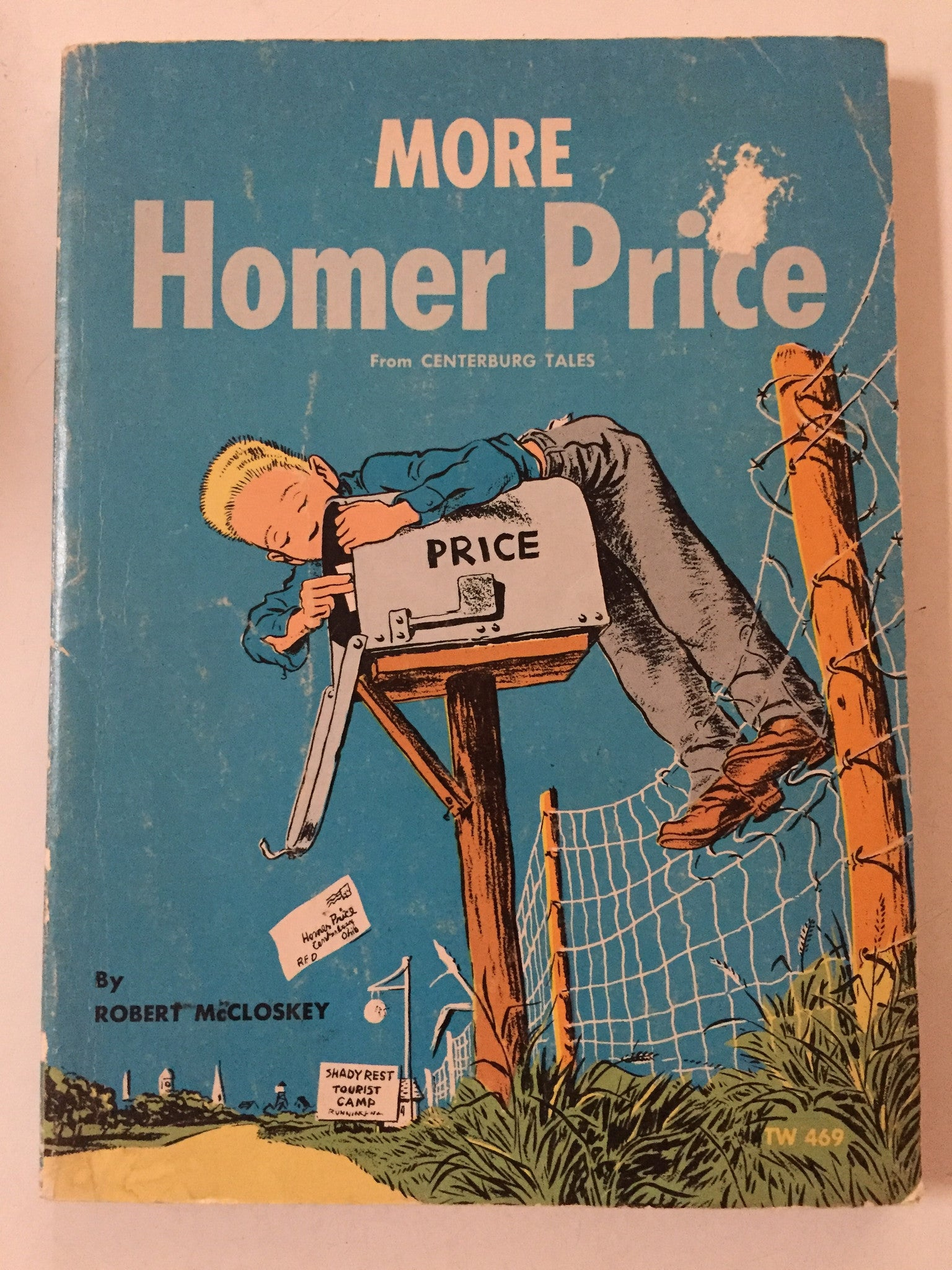 More Homer Price (from Centerburg Tales) - Slickcatbooks