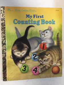 My First Counting Book - Slickcatbooks