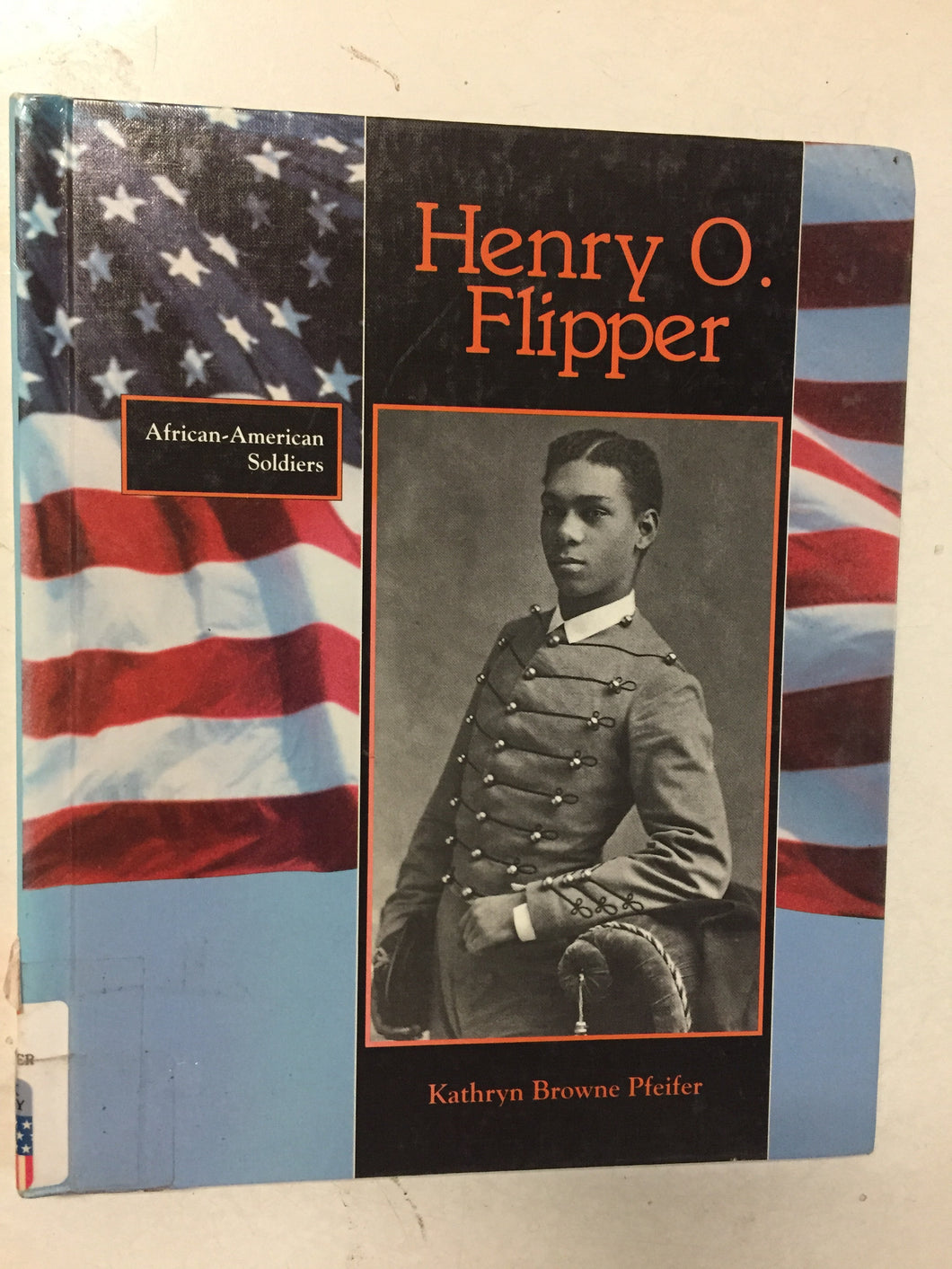 Henry O. Flipper - Slickcatbooks