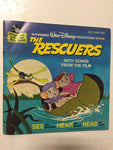 The Rescuers With Songs From the Film - Slickcatbooks