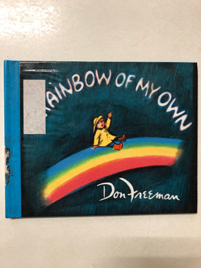 A Rainbow of My Own - Slick Cat Books