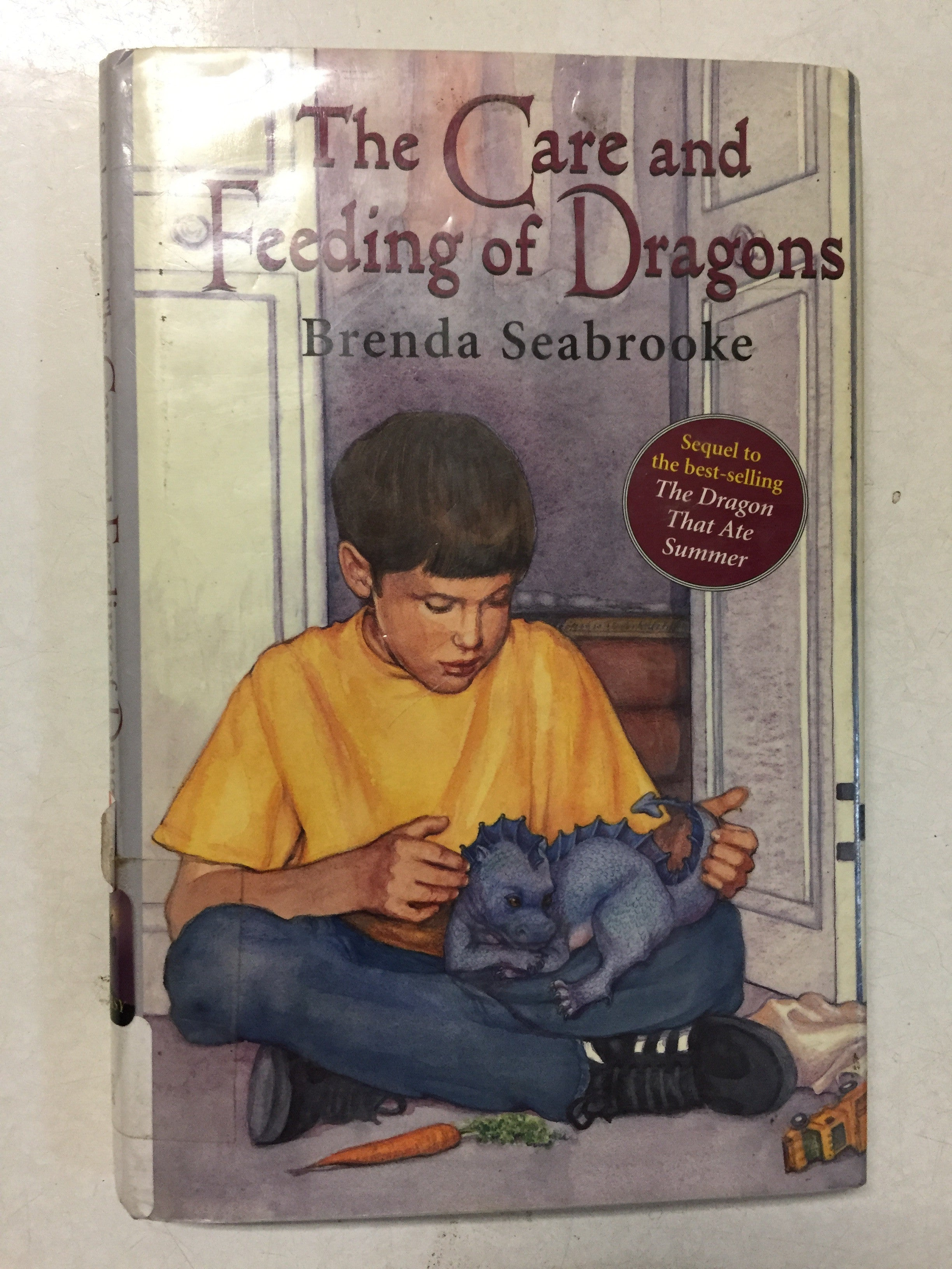 The Care and Feeding of Dragons - Slickcatbooks