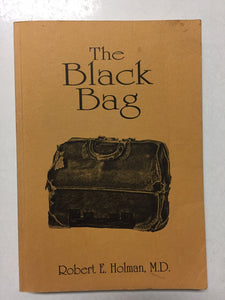 The Black Bag - Slickcatbooks