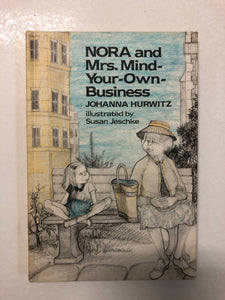 Nora and Mrs. Mind Your Own Business - Slick Cat Books
