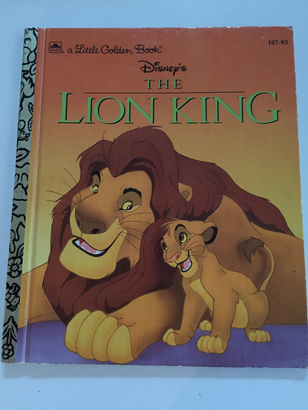 Disney's The Lion King - Slick Cat Books
