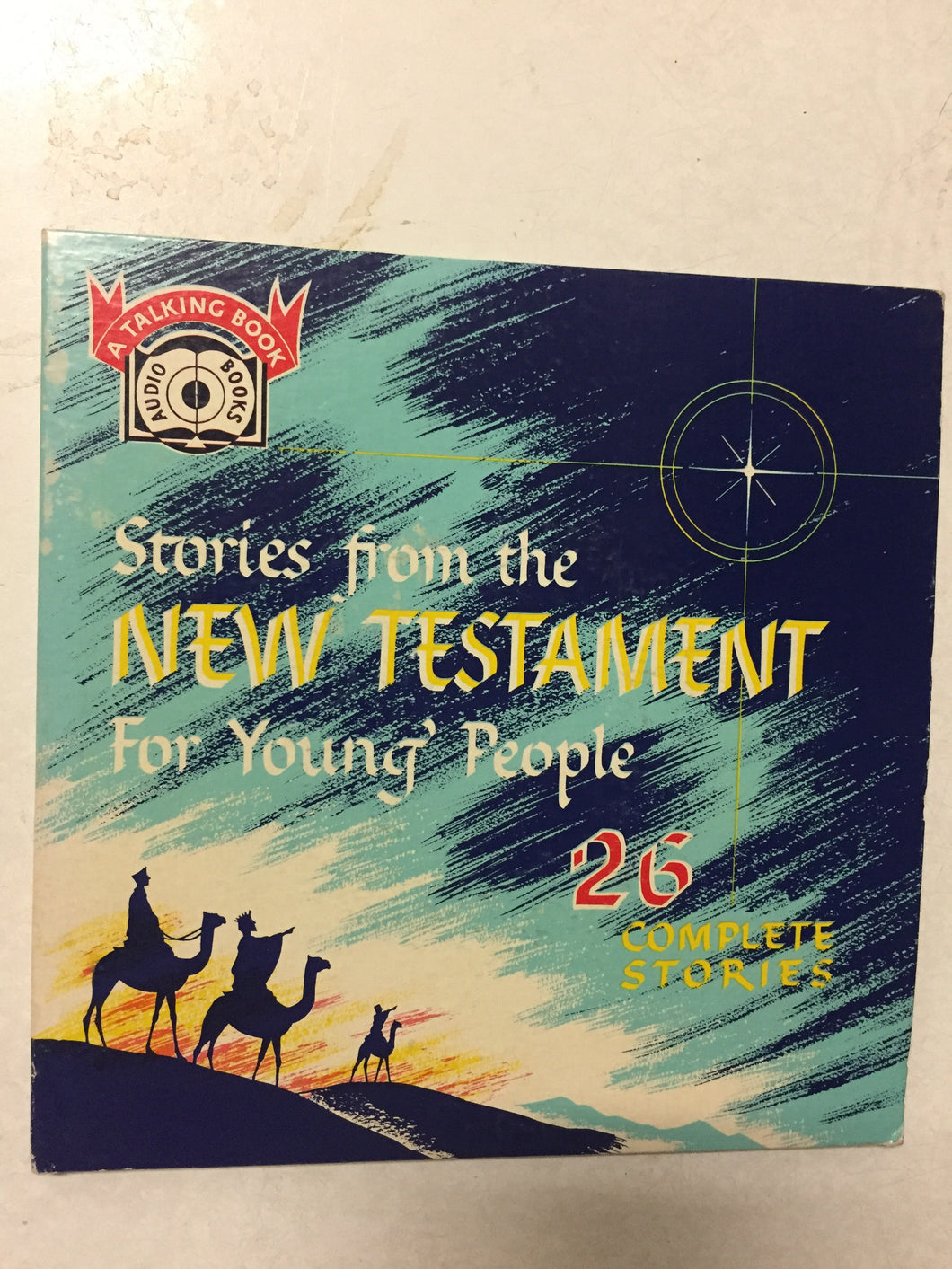 Stories From the New Testament For Young People 26 Complete Stories - Slickcatbooks