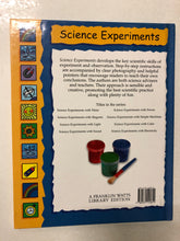 Science Experiments with Color