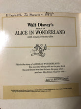 Walt Disney's Story of Alice in Wonderland