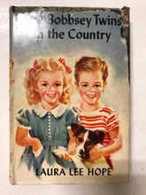 The Bobbsey Twins in the Country - Slick Cat Books