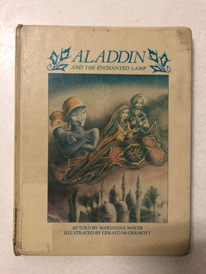 Aladdin and the Enchanted Lamp - Slick Cat Books