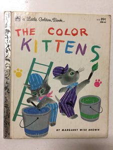 The Color Kittens - Slick Cat Books