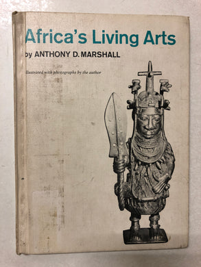 Africa's Living Arts - Slick Cat Books