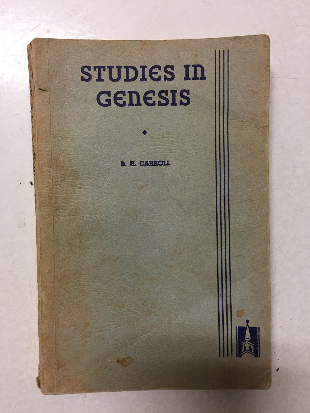 Studies in Genesis - Slickcatbooks