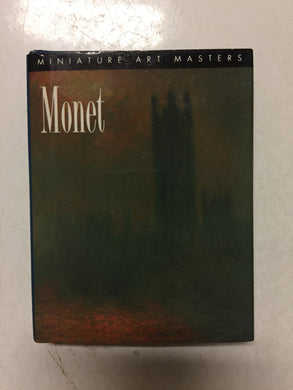 Monet - Slickcatbooks