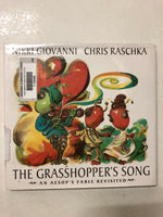 The Grasshopper's Song An Aesop's Fable Revisited - Slick Cat Books