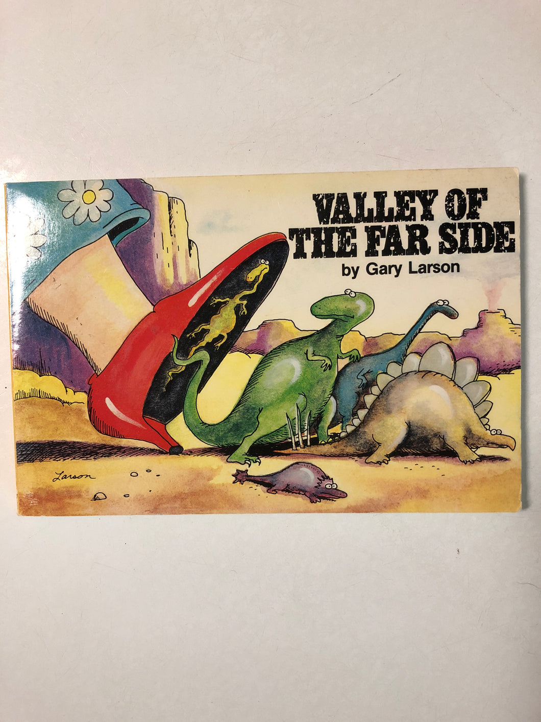 Valley of the Far Side - Slick Cat Books