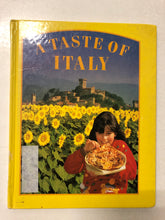 A Taste of Italy - Slick Cat Books