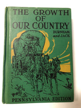 The Growth of Our Country - Slick Cat Books