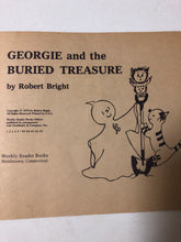 Georgie and the Buried Treasure