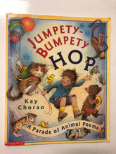 Jumpety-Bumpety Hop A Parade of Animals Poems - Slick Cat Books