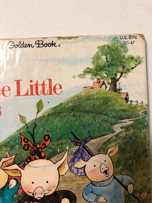 The Three Little Pigs - Slickcatbooks