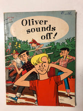 Oliver Sounds Off - Slick Cat Books