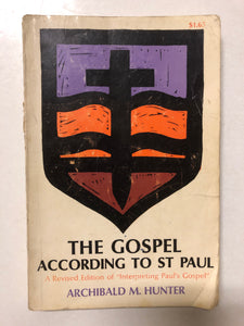 The Gospel According To St Paul - Slick Cat Books