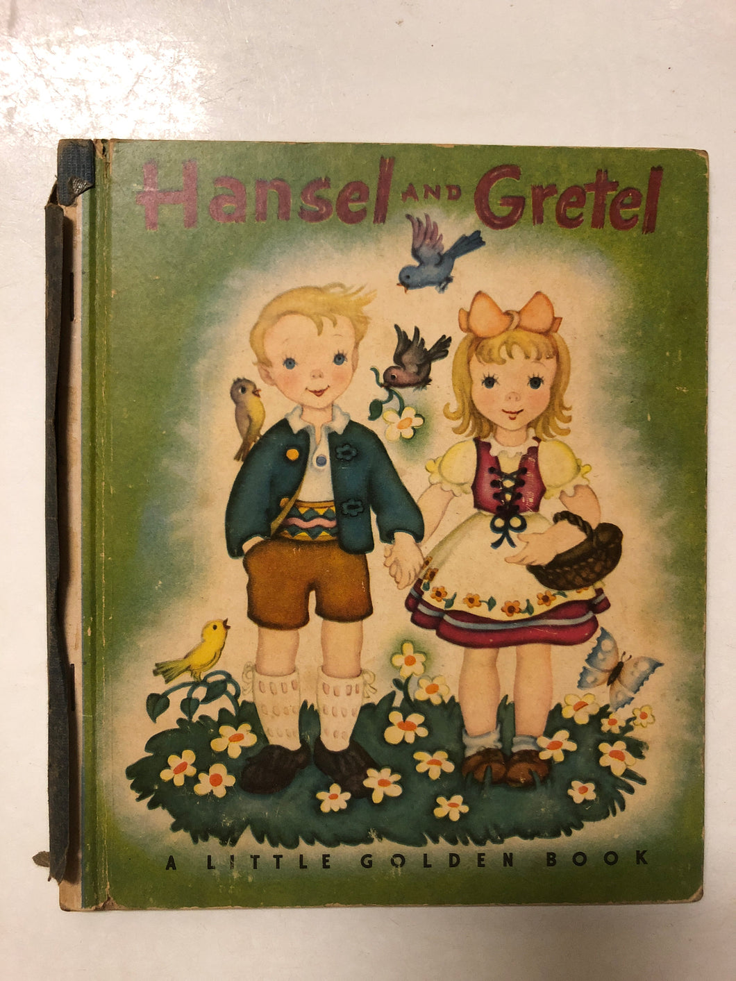 Hansel and Gretel - Slick Cat Books