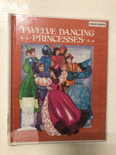 Twelve Dancing Princesses - Slick Cat Books