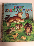 Baby Farm Animal - Slick Cat Books