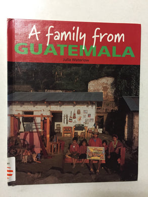 A Family from Guatemala - Slick Cat Books