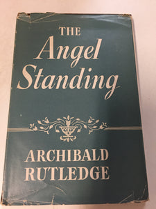 The Angel Standing Or Faith Alone Gives Poise - Slickcatbooks