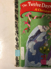 The Twelve Days of Christmas A Christmas Carol - Slickcatbooks