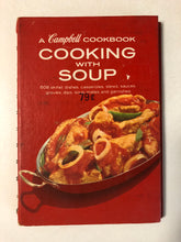 Cooking With Soup A Campbell Cookbook - Slick Cat Books
