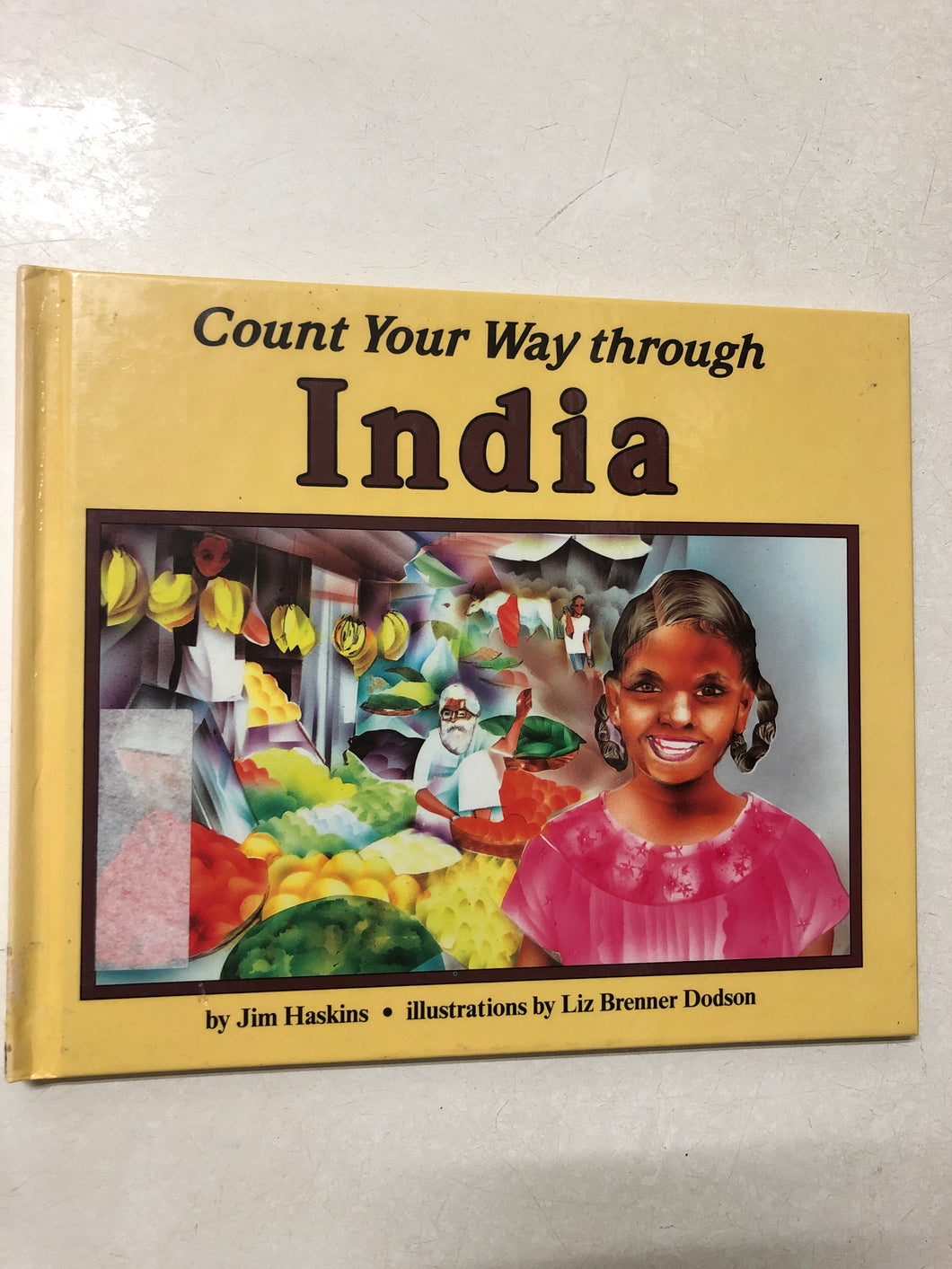 Count Your Way Through India - Slick Cat Books
