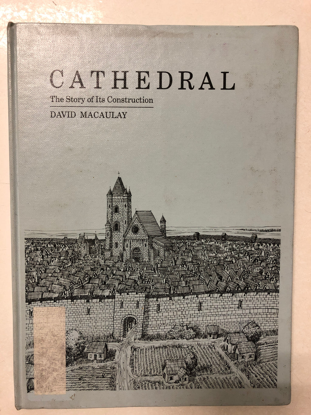 Cathedral The Story of Its Construction - Slick Cat Books
